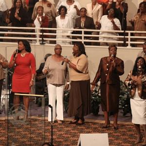 Christ Missionary Baptist Church choir